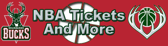 Milwaukee Bucks Tickets and More